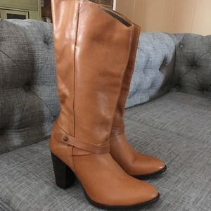 Shoes - Made in Italy womens Brown Boots SZ 36